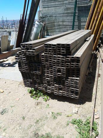 Ripas de telhado PVC