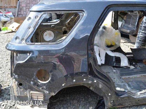 Четверть задняя левая правая Ford Explorer 2013 год разборка шрот