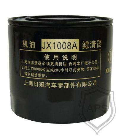Filtr oleju JX1008A ładowarki aps everun schmidt kmm kingway gunstig
