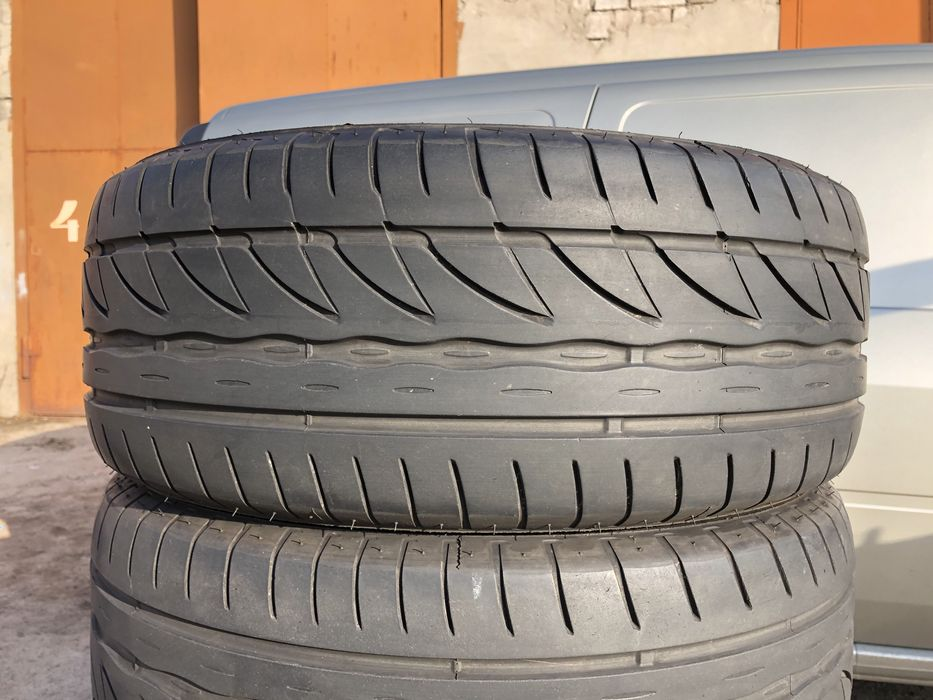 225/55 r17 Резина летняя Bridgestone Potenza Аdrenalin re002 Каменское - изображение 1
