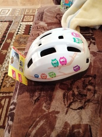 Kask dziecięcy rowerowy