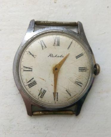Чоловічий механічний годинник Raketa(СРСР)