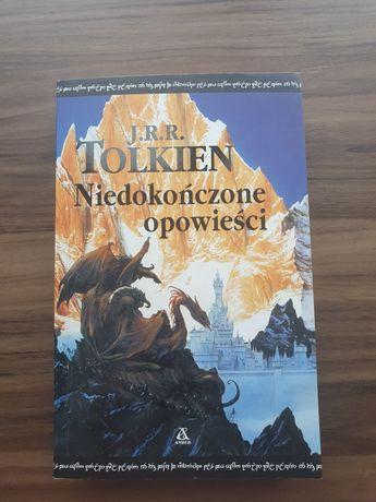 J.R.R. Tolkien Niedokończone opowieści Książka