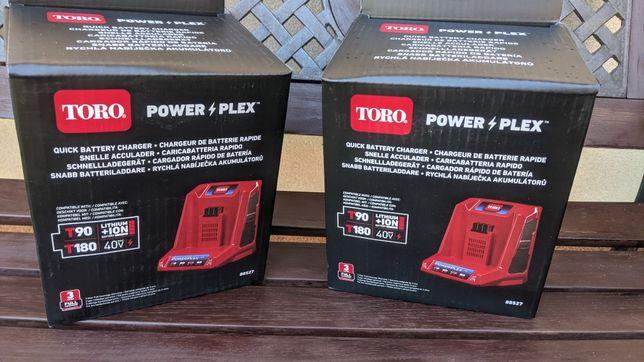 Ładowarka TORO 40V T90 T180 prostownik Power Plex