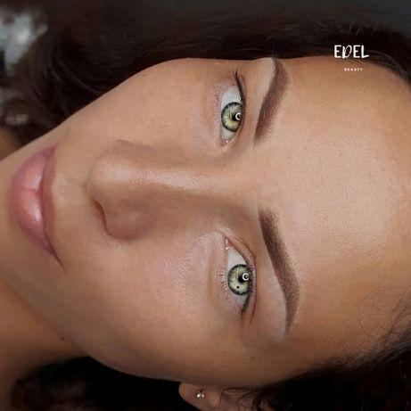 Перманентный макияж, татуаж бровей,губ,век