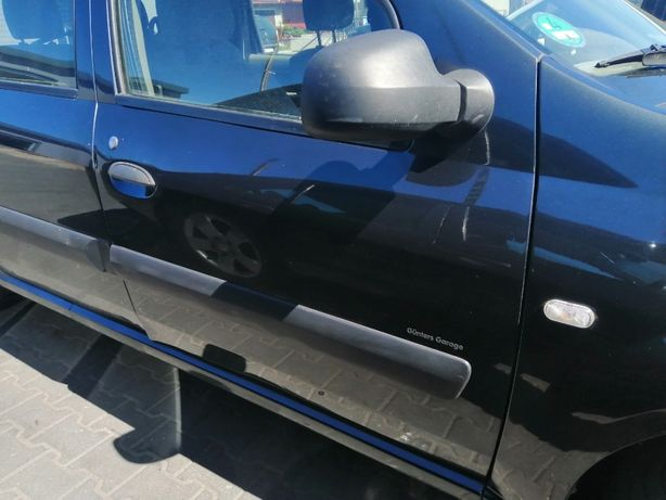 Drzwi przód prawe Dacia Logan I lakier TEKNA
