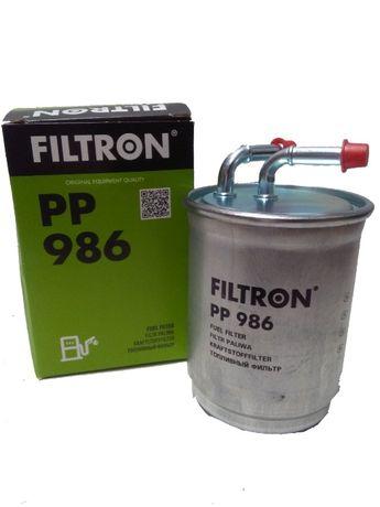 "Фильтр топлива (WF 8379) - (РP 986) - ""WIX"""