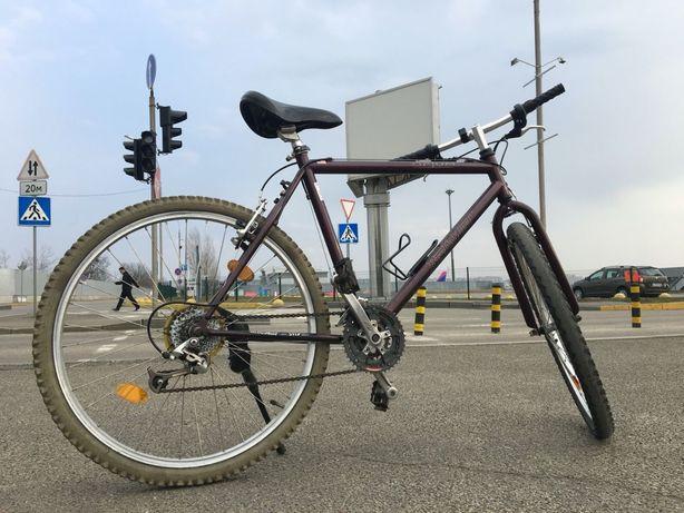 СРОЧНО Немецкий велосипед дорожный спортивный BerGaMont OPIUM