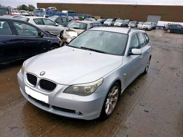 BMW E60 E61 530D 525D skrzynia 6 biegów manualna