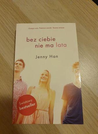 """""""Bez Ciebie nie ma lata""""- Jenny Han"""