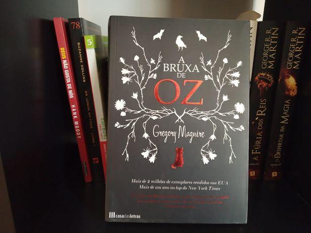 Livro A Bruxa de OZ