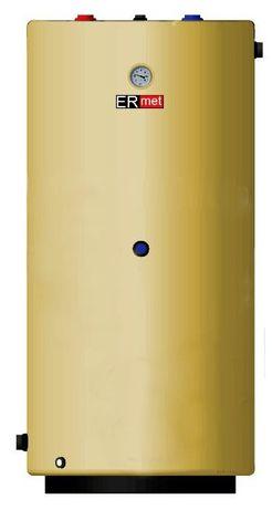 ERMET solar 300L dwupłaszczowy bojler 2W wymiennik żywicowany 2 źródła
