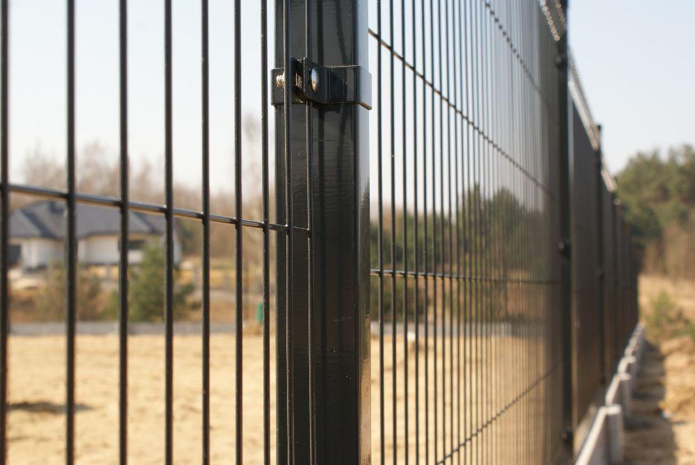 Panele ogrodzeniowe, Panel ogrodzeniowy wys.1,73m,fi4mm ANTR. I CZARNY Krosno Odrzańskie - image 1