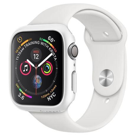 Capa Smartwatch Spigen Thin Fit Smartwatch Apple Watch 4/5 44Mm - Branco
