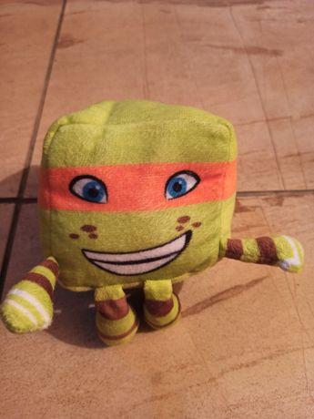 Nickelodeon, maskotka, pluszak, żółw ninja, żółwie ninja