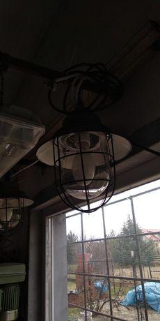 Oryginalne lampy przemysłowe, industrialne