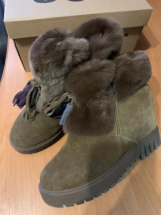 Зимние ботинки Донецк - изображение 1