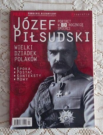 Polityka Pomocnik historyczny biografie - Józef Piłsudski, historia