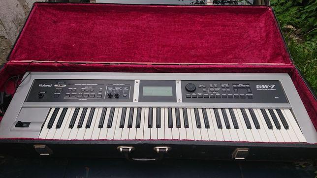 Синтезатор Roland gw 7