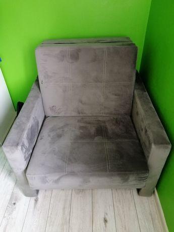 Fotel jednoosobowy z funkcją spania