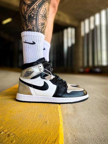 Кроссовки Nike Air Jordan 1  Shadow(AAA)36-37-38-39-40-41-42-43-44-45
