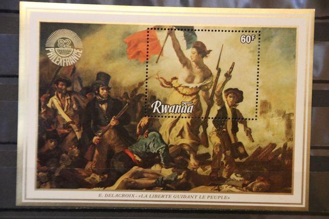 znaczki pocztowe czyste transport 2