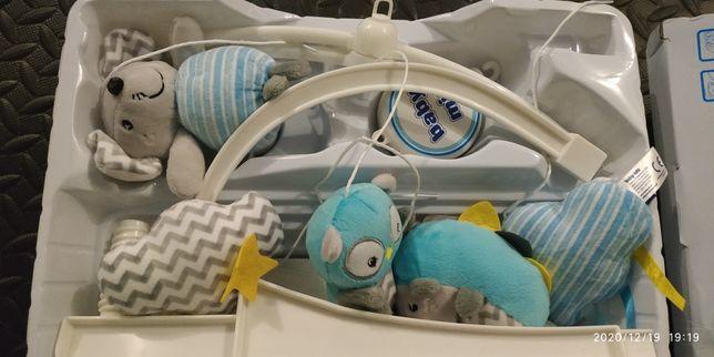 Karuzela do łóżeczka baby mix