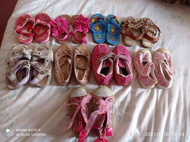 Обувь на девочку 1-2 года