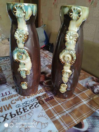 Ваза керамика 2 шт