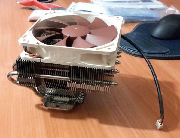 Кулер+радиатор/воздушное охлаждение Noctua NH-C12 (Сокет 775)