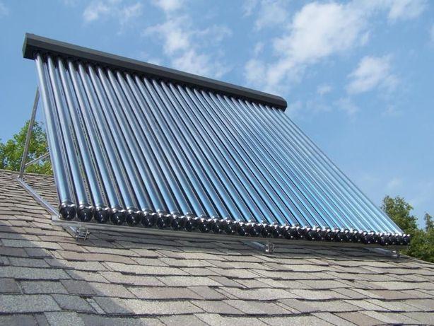 Painel SOLAR Heat Pipe 20 Tubos de vácuo Ultra-Eficiente .