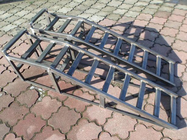 Podjazdy najazdy rampa samochodowe 2szt 3 tony WYSYŁKA GRATIS