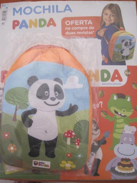 Mochila do Panda