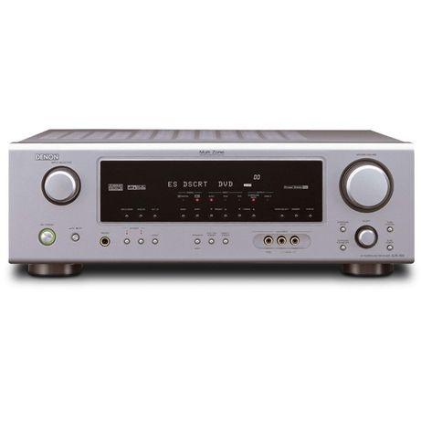 Kino domowe Denon AVR-486 + głośniki SC-A76 - 7szt.