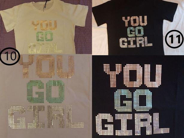 T-shirt/bluzka/koszulka damska nowa