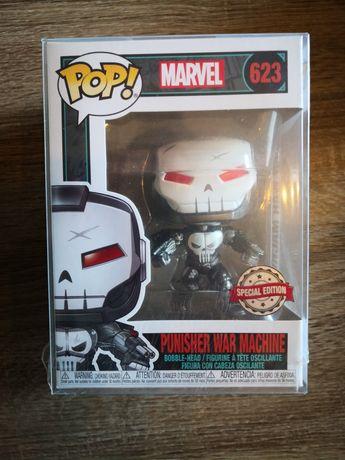 Funko Pop Marvel Punisher War Machine w protektorze