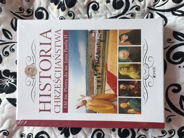 Książka historia chrześcijaństwa