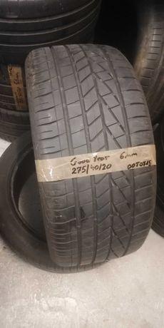 275 40 R20 Goodyear 2szt z Niemiec NAJTANIEJ lato LUMI BMW X5