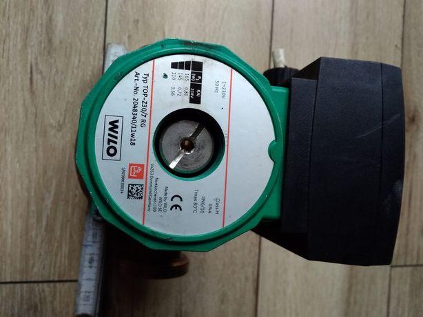 Pompa cyrkulacyjna cwu