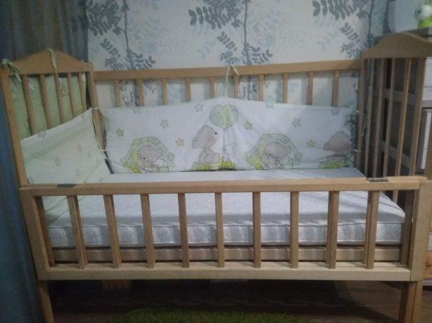 Продається!!! Дитяче ліжечко