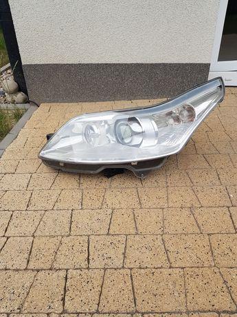 Lampa lewa Xenon Citroen C4 I