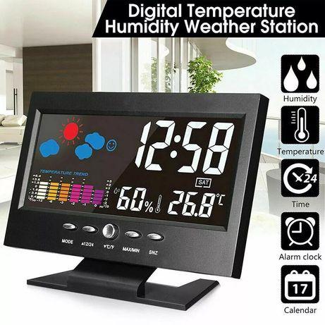 Estação meteorológica digital