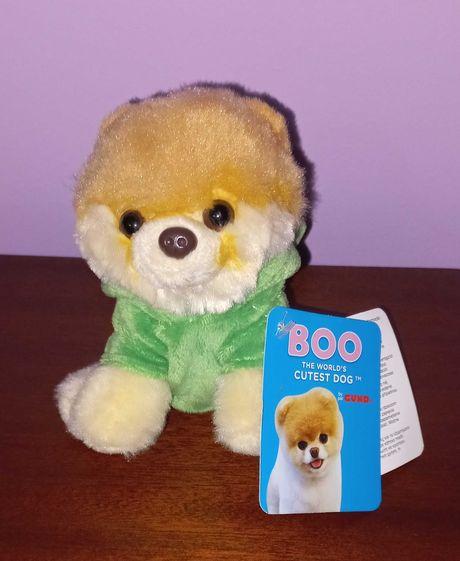 peluche cão Boo novo portes incluídos