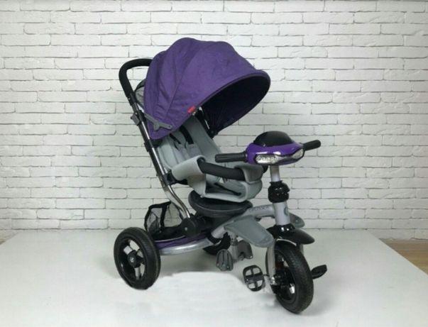 Велосипед Azimut Crosser Purple (T-350 ECO)