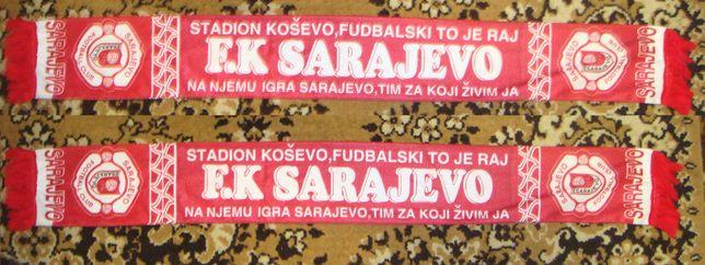 Футбольный шарф FC Sarajevo Босния