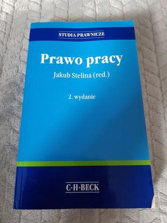 Książka Prawo pracy, J. Stalina 2 wydanie
