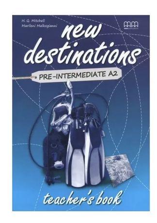 New destinations PRE-INTERMEDIATE A2 teachers book