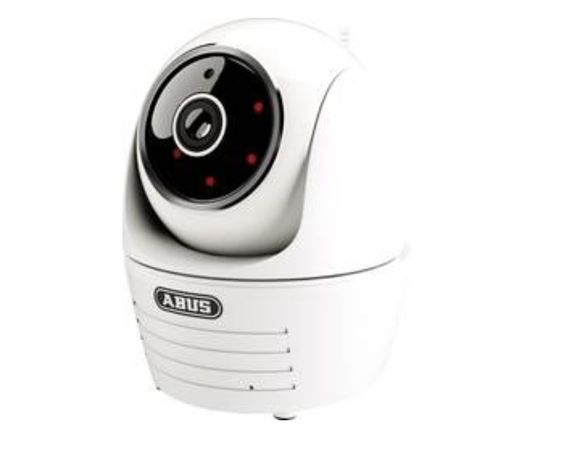 Câmara de segurança IP Full HD rotativa