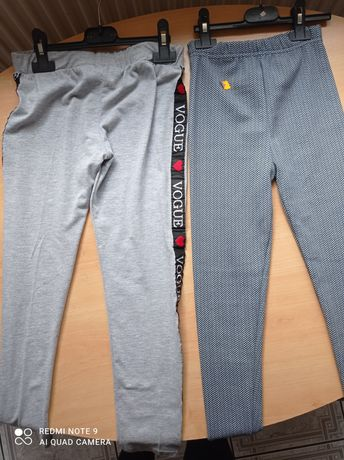Nowe legginsy nożne rozmiary i wzory