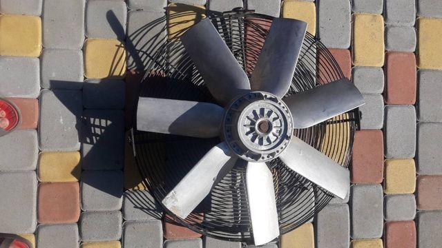 Вентилятор осевой ziehl abegg